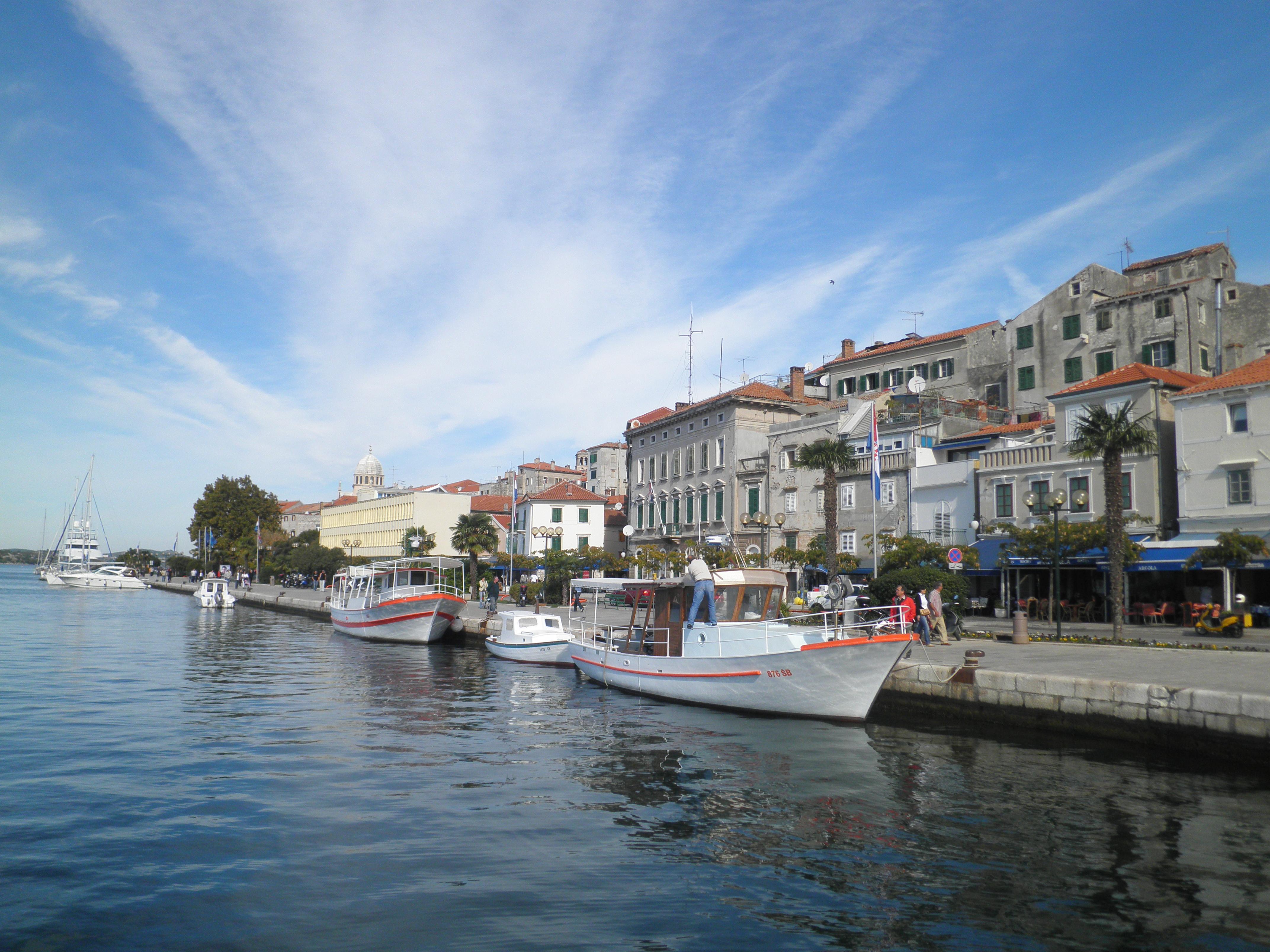 Harbour_of_Sibenik